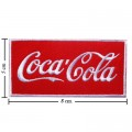 Coca Cola Coke Style-5 Embroidered Sew On Patch
