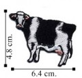 Cow Style-2 Embroidered Sew On Patch