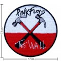 Pink Floyd Music Band Style-4 Embroidered Sew On Patch