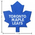 Toronto Maple Leafs Style-1 Embroidered Sew On Patch