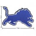 Detroit Lions Style-1 Embroidered Iron On/Sew On Patch
