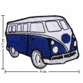Volkswagen Style-3 Embroidered Sew On Patch