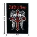 The Affliction Music Band Style-1 Embroidered Sew On Patch