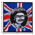 Sex Pistols Music Band Style-2 Embroidered Sew On Patch