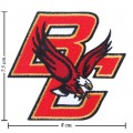 Boston College Eagles Style-1 Embroidered Iron On/Sew On Patch