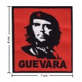 Che Guevara Sign Style-2 Embroidered Sew On Patch