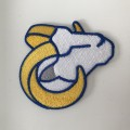 Los Angeles Rams Logo style 6 Embroidered Iron On Patches