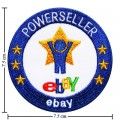 eBay Best Seller Style-1 Embroidered Sew On Patch