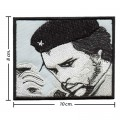 Che Guevara Sign Style-1 Embroidered Sew On Patch