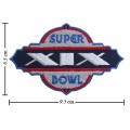 Super Bowl XIX 1984 Style-19 Embroidered Iron On/Sew On Patch