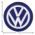 Volkswagen Style-1 Embroidered Sew On Patch