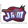Bakersfield Jam Style-1 Embroidered Sew On Patch