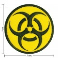 Biohazard Music Pop Rock Music Band Style-2 Embroidered Sew On Patch