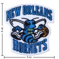 New Orleans Hornets Style-1 Embroidered Sew On Patch