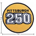 Pittsburgh Penguins Style-5 Embroidered Sew On Patch