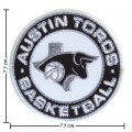 Austin Toros Style-1 Embroidered Sew On Patch