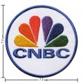 CNBC Style-1 Embroidered Sew On Patch