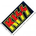 Kiss Music Band Style-1 Embroidered Sew On Patch