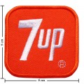 7-Up Style-1 Embroidered Sew On Patch