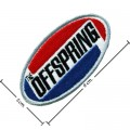 The Offspring Music Band Style-2 Embroidered Sew On Patch
