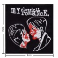 My Chemical Romance Music Band Style-1 Embroidered Sew On Patch