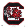 South Carolina Gamecocks Style-1 Embroidered Iron On/Sew On Patch