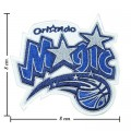 Orlando Magic Style-1 Embroidered Sew On Patch