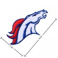 Denver Broncos Style-1 Embroidered Sew On Patch