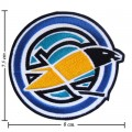 Oakland Seals The Past Style-1 Embroidered Sew On Patch