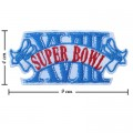 Super Bowl XVIII 1983 Style-18 Embroidered Sew On Patch