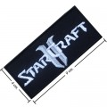 Star Craft II Game Style-1 Embroidered Sew On Patch