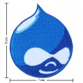 Drupal Style-1 Embroidered Sew On Patch