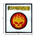 The Offspring Music Band Style-1 Embroidered Sew On Patch