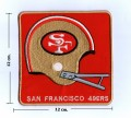 San Francisco 49ers Style-3 Embroidered Sew On Patch