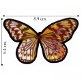 Butterfly Style-24 Embroidered Sew On Patch