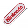 Nintendo Wii Game Style-1 Embroidered Sew On Patch