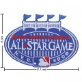 MLB All Star Game 2008 Embroidered Iron On/Sew On Patch
