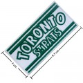 Toronto St Pats The Past Style-1 Embroidered Sew On Patch