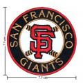 San Francisco Giants Style-2 Embroidered Sew On Patch