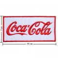 Coca Cola Coke Style-4 Embroidered Sew On Patch