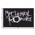 My Chemical Romance Music Band Style-2 Embroidered Sew On Patch