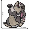 Bambi Thumper Style-2 Embroidered Sew On Patch