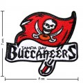 Tampa Bay Buccaneers Style-1 Embroidered Iron On/Sew On Patch