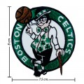 Boston Celtics Style-1 Embroidered Sew On Patch
