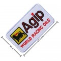 Agip Oil Style-2 Embroidered Sew On Patch