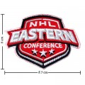 NHL Eastern Conference Style-1 Embroidered Sew On Patch