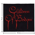 Children Of Bodom Music Band Style-1 Embroidered Sew On Patch