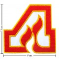 Atlanta Flames The Past Style-1 Embroidered Sew On Patch
