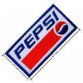 Pepsi Style-2 Embroidered Sew On Patch