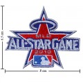 MLB All Star Game 2010 Embroidered Sew On Patch
